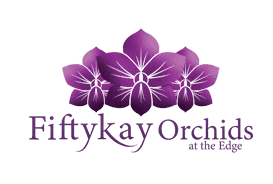 Fiftykay Orchids Logo