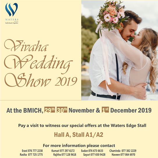 Viwaha wedding show 2019